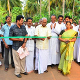 Bio-medical Waste Treatment Plant Inauguration